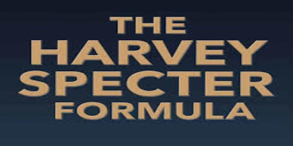 17$. The Harvey Specter Formula - Jason Capital