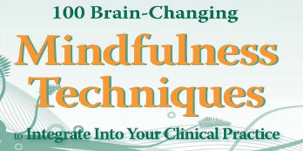 100 Brain-Changing Mindfulness Techniques to Integrate Into Your Clinical Practice - Debra Burdick