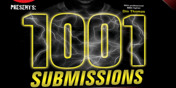 1001 Submissions - Din Thomas
