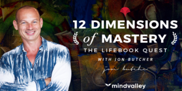 $87. 12 Dimensions of Mastery (Lifebook Challenge)