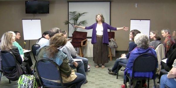 $42. 2-Day Wholeness Training - Connirae Andreas