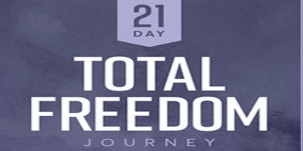 $17. 21 Day Total Freedom Journey - Jimmy Evans-min
