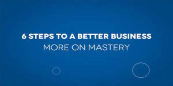 $32 6 Steps To A Better Business – Brad Sugars