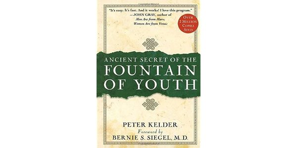 17$. Ancient Secret of the Fountain of Youth - Peter Kelder