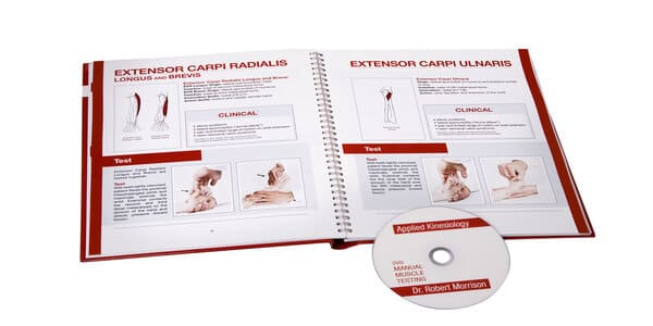 45$. Applied Kinesiology Manual Muscle Testing - Dr. Robert Morrison