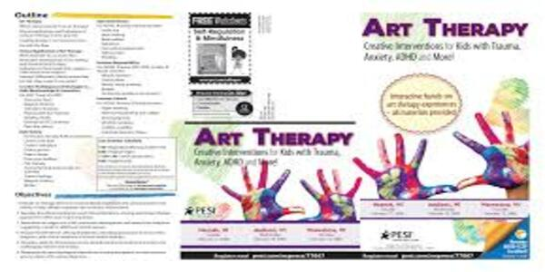 77$. Art Therapy Creative Interventions for Kids with Trauma, Anxiety, ADHD and More! - Pamela G. Malkoff Hayes