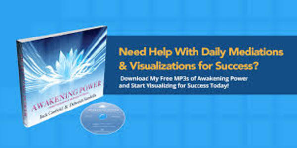 35$. Awakening Power - Guided Visualizations & Meditations for Success - Jack Canfield
