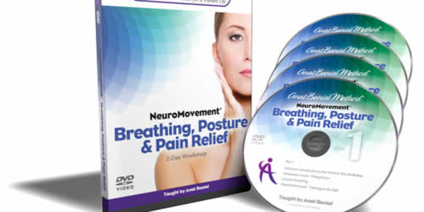 30$. Breathing, Posture & Pain Relief - Anat Baniel