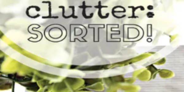 35$. Clutter Sorted! - Full ecourse - Christina Tiplea