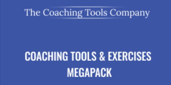 55$. Coaching Tools & Exercises Megapack - The Coaching Tools Company