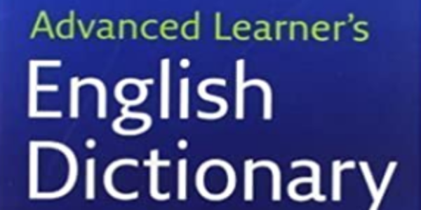 15$. Collins COBUILD Advanced Learner's English Dictionary