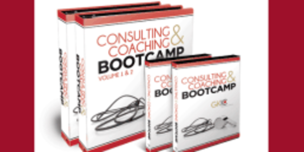 165$. Consulting and Coaching Bootcamp – Dan Kennedy