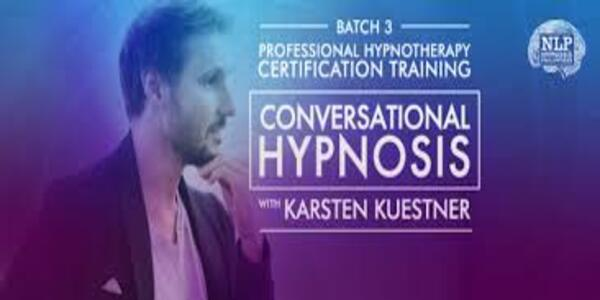 155$. Conversational Hypnosis Professional Hypnotherapy Training Program