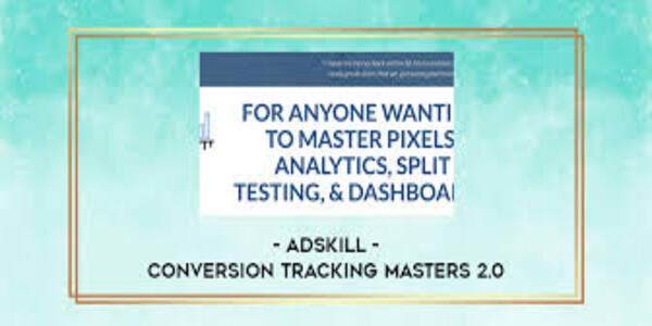 245$. Conversion Tracking Masters 2.0