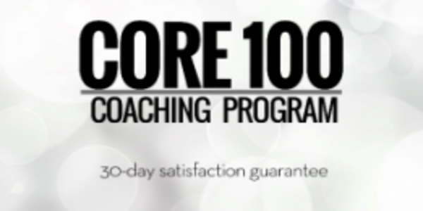 64$. Core 100 Training 2016 Power Sessions for the month of January 2017 - Anthony Robbins, Chloe Madanes