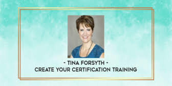 82$. Create Your Certification Training - Tina Forsyth (1)
