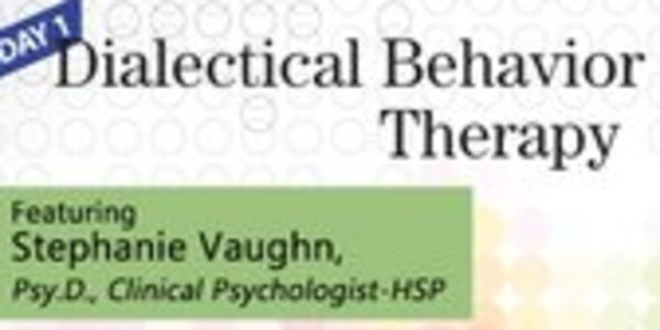 77$. Dialectical Behavior Therapy For Clients - Stephanie Vaughn