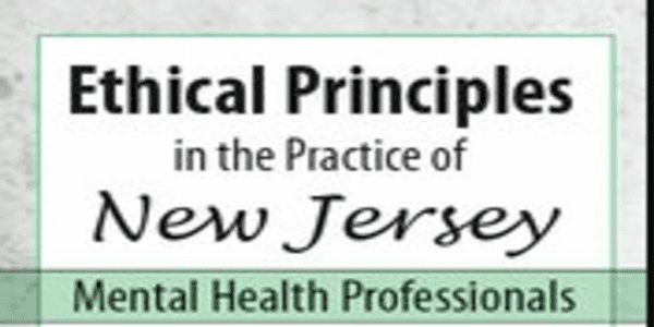 77$. Ethical Principles in the Practice of Maryland Mental Health Professionals - Allan M. Tepper