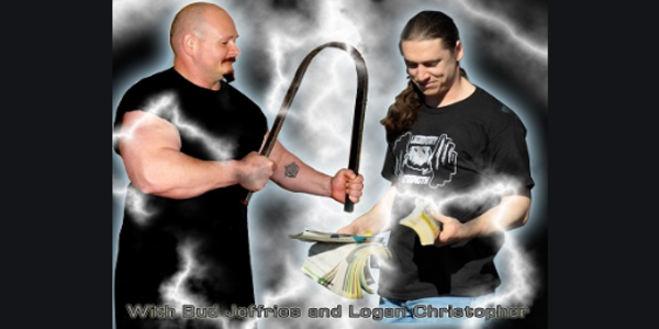 45$. Feats of Strength - Bud Jeffries and Logan Christopher