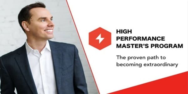 High Performance Academy Master's Course - Brendon Burchard