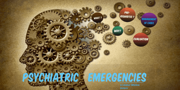 Psychiatric Emergencies Effectively Handle the Most Agitated, Assaultive and Unpredictable Scenarios You'll Face in Your Own Non-Psych Setting - Brian Fonnesbeck
