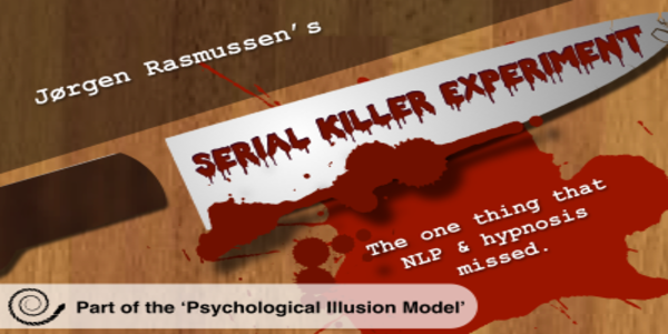 $28. Serial Killer Experiment - Jørgen Rasmussen