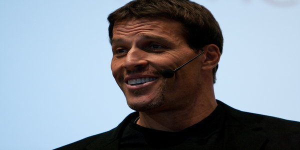 17$. Stop Yourself from Financial Self-Sabotage – Anthony Robbins