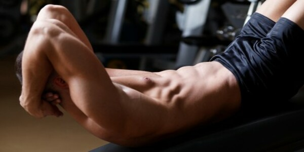 25$. Strengthen your abs, core and back - Alex Genadinik