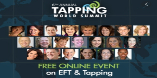 37$. Tapping World Summit 2014 – EFT