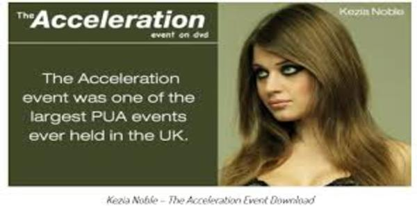 27$. The Acceleration Event (Compressed) - Kezia Noble