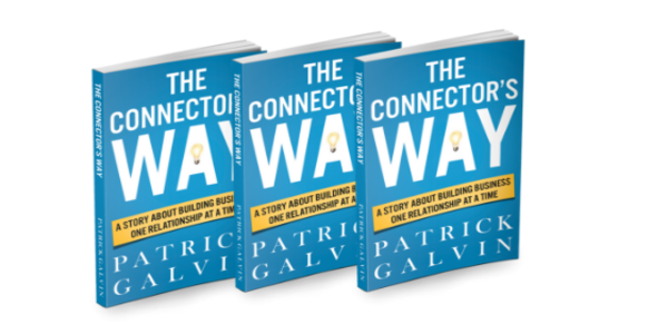 4$. The Connector s Way A Story About Building Business