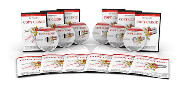 25$. The Copywriting Clinic by Dan Kennedy (1)