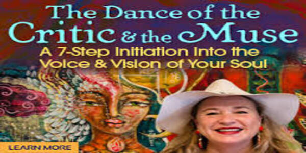 85$. The Dance of the Critic & the Muse - Shiloh Sophia