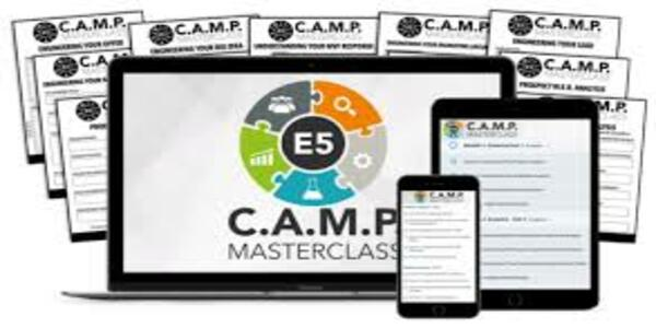 65$. The E5 Camp Masterclass