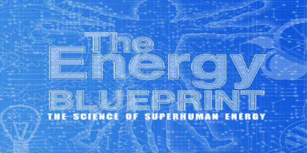 9$. The Energy Blueprint (Promo Materials) - Ari Whitten
