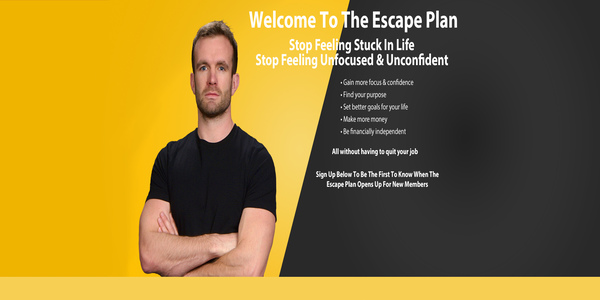 37$. The Escape Plan – Dr. Isaiah Hankel