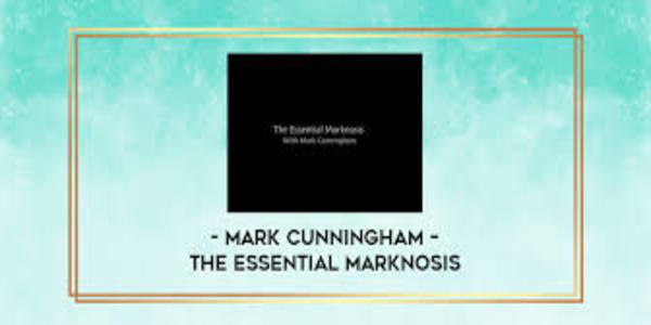 30$. The Essential Marknosis