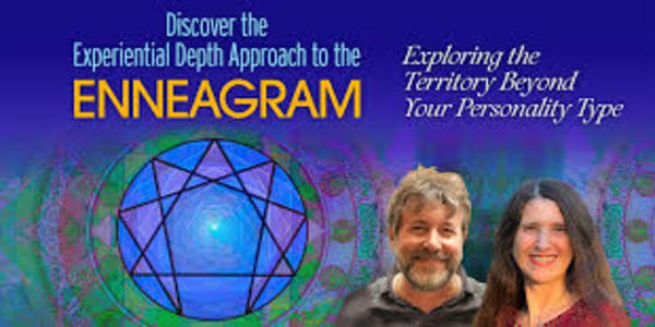 113$. The Experiential Depth Approach to the Enneagram - Russ Hudson & Jessica Dibb