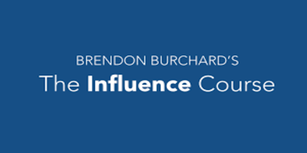 42$. The Influence Course – Brendon Burchard