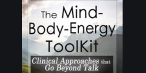 157$. The Mind-Body-Energy ToolKit Clinical Approaches that Go Beyond Talk - Robert Schwarz