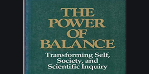20$. The Power of Balance Transforming Self, Society, and Scientific Inquiry - William R Torbert