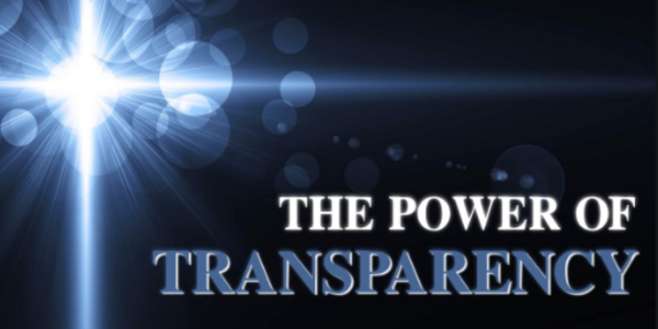 10$. The Power of Transparency - AMP