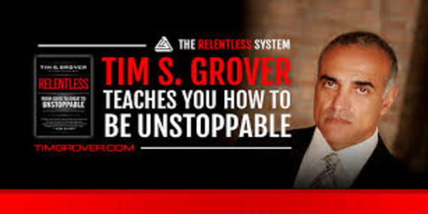 131$. The Relentless System - Tim Grover (1)