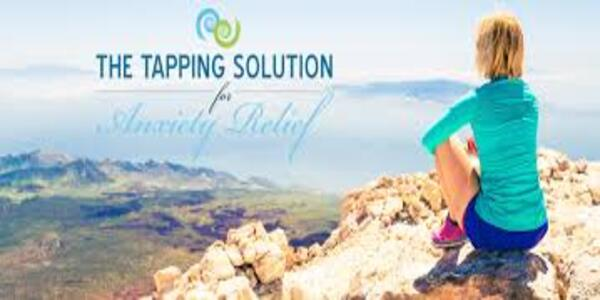 23$. The Tapping Solution for Anxiety Relief – Mary Ayers