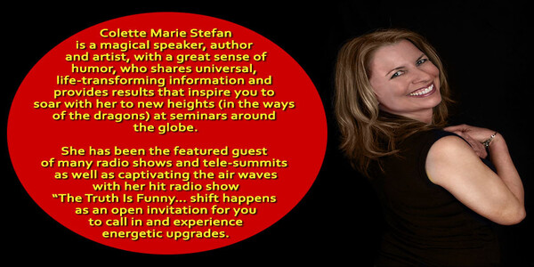 43$. The Truth is Funny (Yuen Method) - Colette Stefan (2)