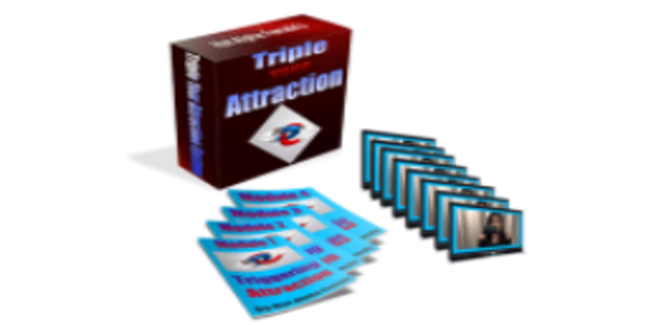 25$. Triple Your Attraction – Hot Alpha Female