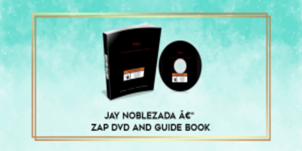 22$ Zap DVD and Guide Book – Jay Noblezada