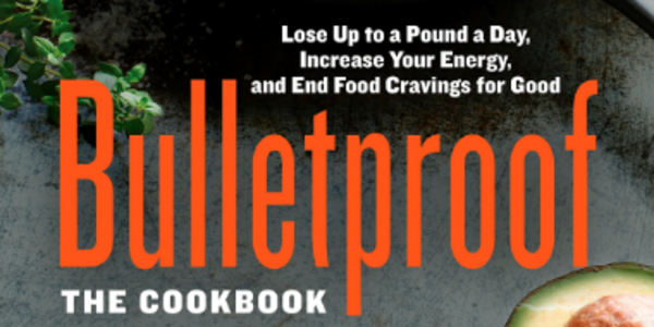 19$. Bulletproof The Cookbook Lose Up to a Pound a Day, Increase Your Energy, and End Food Cravings for Good - Dave Asprey