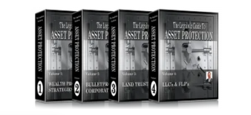 Compete Bulletproof Asset Protection Library (1)