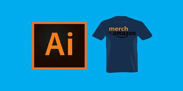 $25. Adobe Illustrator T-Shirt Design for Merch by Amazon - Michael Peterson (2)